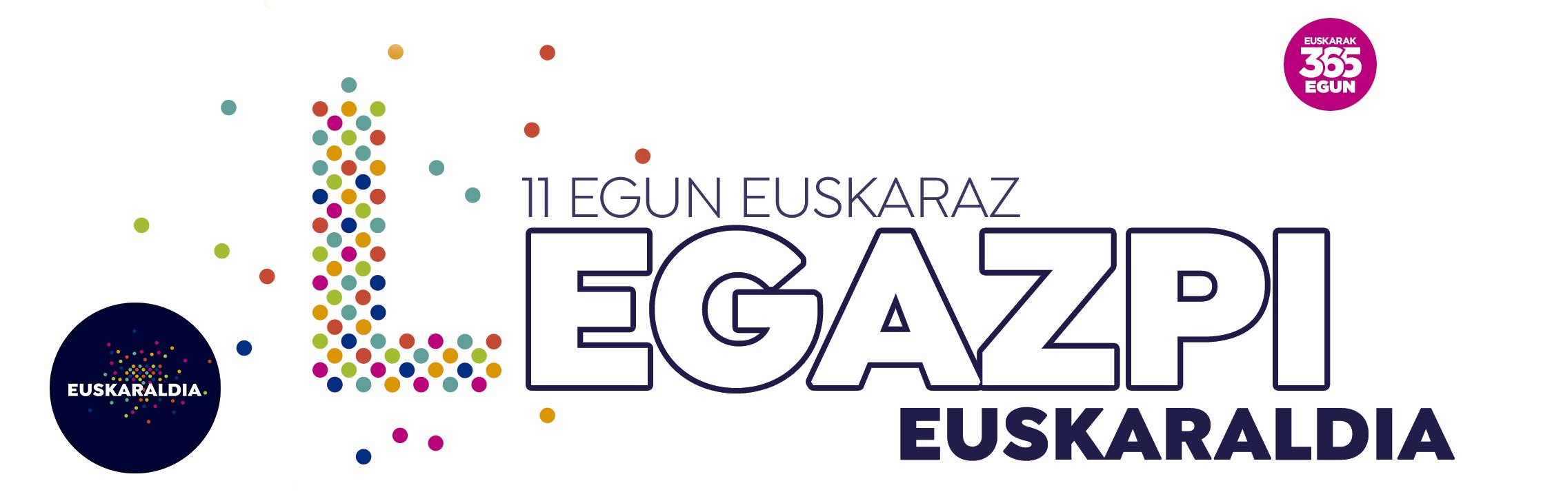 Euskaraldia Legazpin